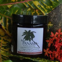 Virgin Organic coconut oil anti-ageing microdermabarasion