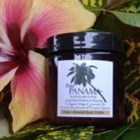 Virgin coconut oil with almond oil