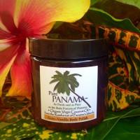 Virgin coconut oil and Vanilla essential oil