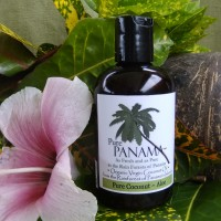 Coconut and aloe skin care product