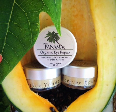 Forever Young organic Eye repair