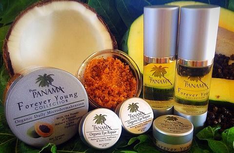 producto organico de aceite de coco