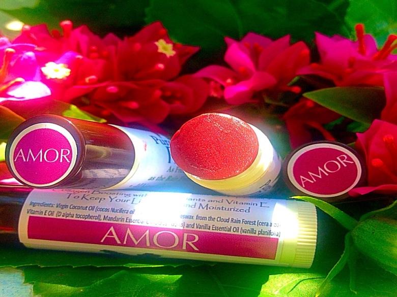 labial organico Amor de Pure Panama