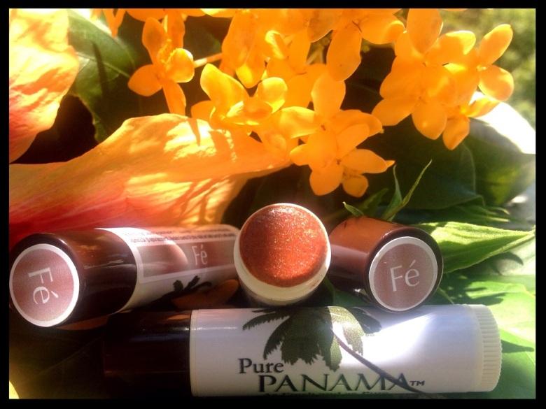 labial organico de Pure Panama